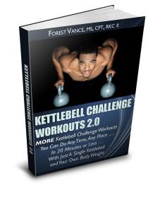 Ketlebell Challenge Workouts 2.0